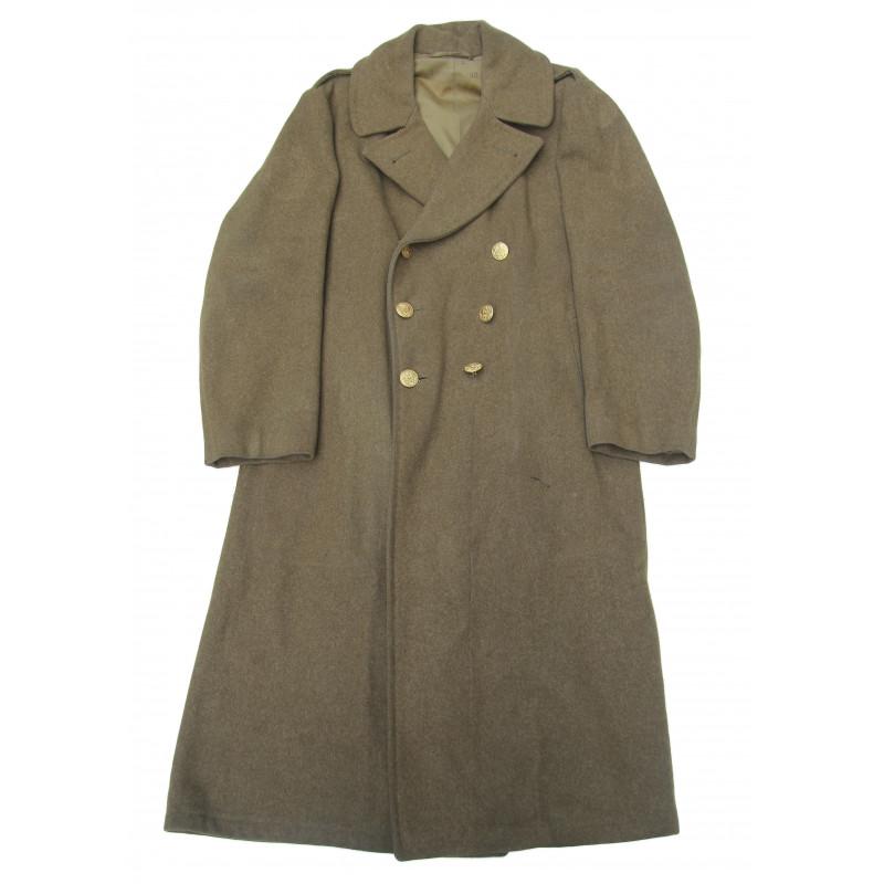 Overcoat, wool, 42R, 1941