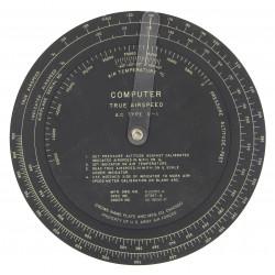 Computer, True Airspeed, Type G-1, 1942