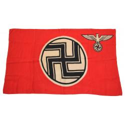 Flag, German, Reichsdienstflagge