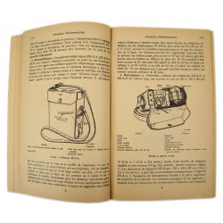 Technical Manual 11-333, Telephone EE-8, 1943 (French version)
