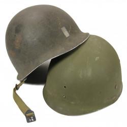 Helmet, M1, Westinghouse Liner, 1st Lieutenant