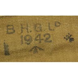 Holster, Canvas, Revolver, British, 1942