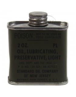 Oil, Lubrificating, Preservative, Light