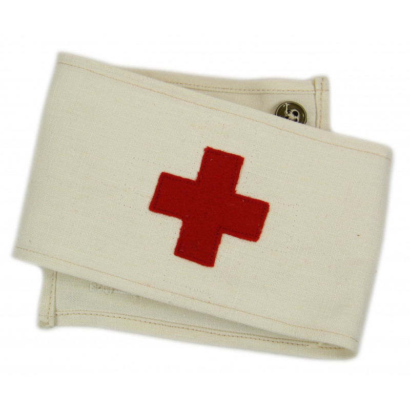 Brassard medic, 326e Medical Co., 101e Airborne, British Made