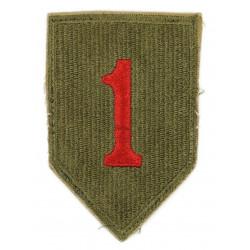Patch, 1st Infantry Division, Cut Edge