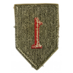 Patch, 1st Infantry Division, Cut Edge