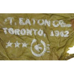 Hood, Camo, Gas Protective, Canadian, 1942