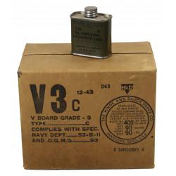 Bidon d'huile pour armes, 1944 - Garand M1
