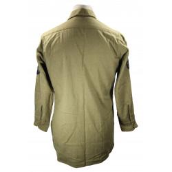 Shirt, Wool, T/4, Armored Bn.