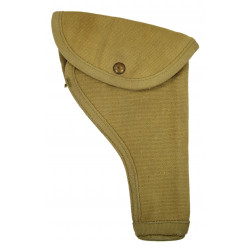 Holster, Canvas, Canadian, 1943