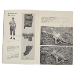 Field Manual 5-20 A, Camouflage du personnel, 1944 (French Version)