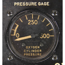 Gages, Oxygen, USAAF, 1942