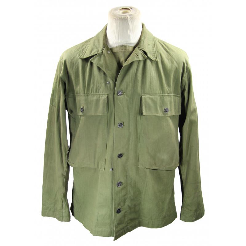 Jacket, HBT, US Army