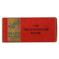 "Razor, The ""Million Dollar"", Auto-strop razor Co., In."