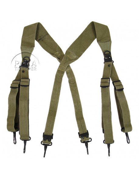 Belt suspenders M-1936