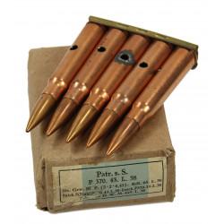 Cartridges, Mauser 98k, 1938