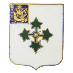 Distinctive Insignia, 47th Inf. Rgt., 9th ID, SB