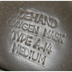 Mask, Oxygen, Type A-14, 1944