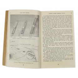 Manual, Field, Basic FM 21-40, Defense Against Chemical Attack, 1942