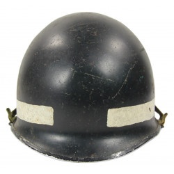 Helmet, M1, 8th Infantry Division, Military Police, Complete