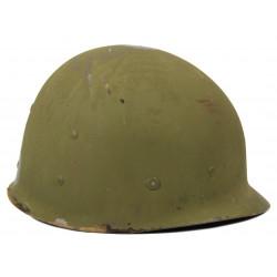Helmet M1, fixed bales, liner CAPAC