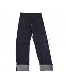 Trousers, Jeans, pattern 1937