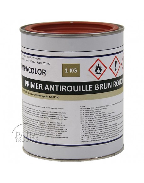 Paint, antirust, 1 Liter