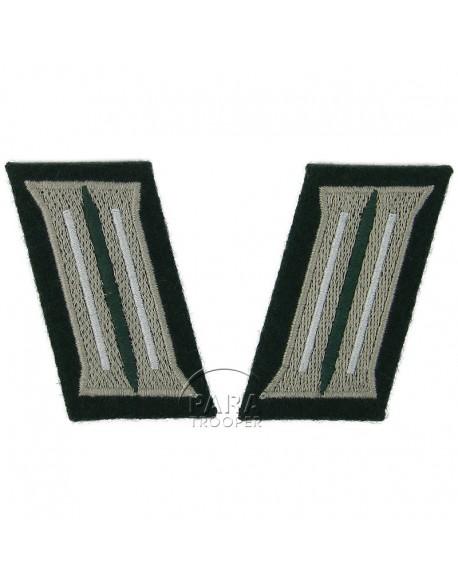 Pattes de col infanterie, M1936
