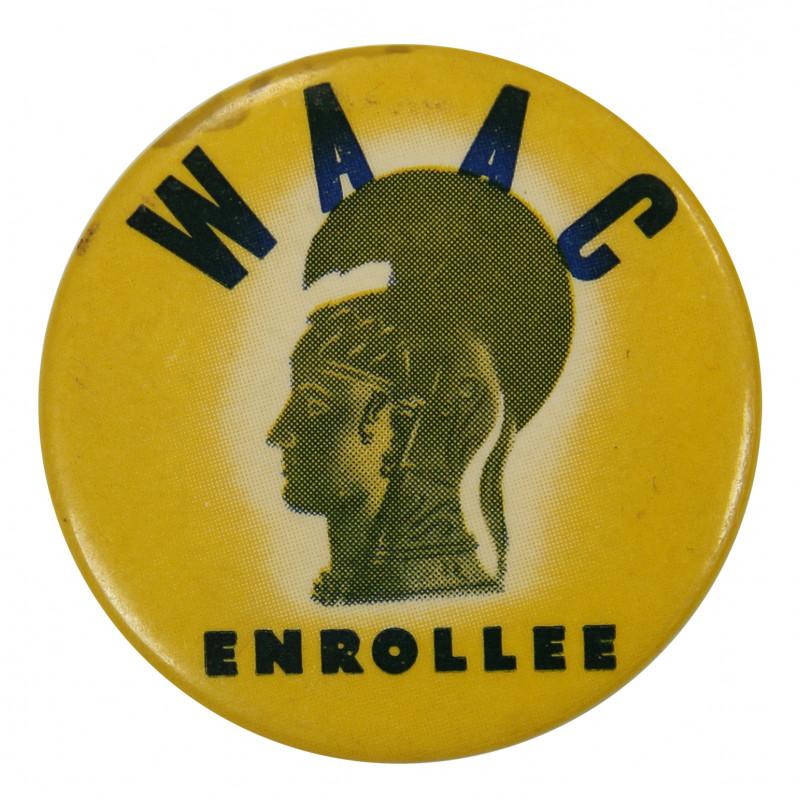 Badge, WAAC (Enrollee)