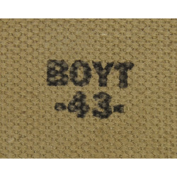 Belt, Cartridge, M1 Garand, USMC, Boyt, 1943