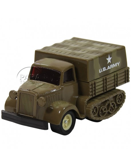 Truck, US Army, Friction