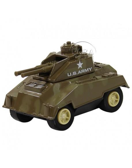 Flak Tank, friction