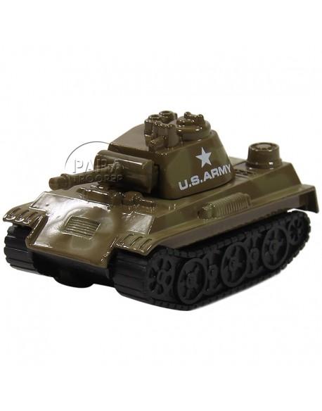 Heavy Tank, friction