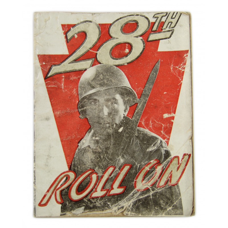 Historical booklet, 28th Infantry Division