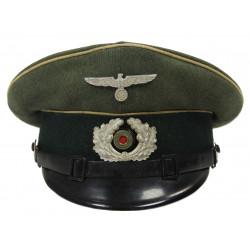 Cap, Visor, NCO, Infantry, Heer, 1939
