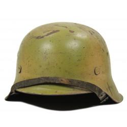 Helmet, M42, Two-tone Camouflage