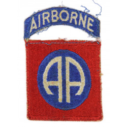 Patch, Shoulder, 82nd Airborne Division