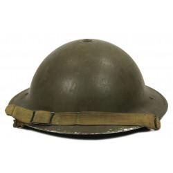 Helmet, Mk II, Canadian, 1942