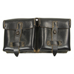 Pouch, Magazine, G43, Leather, 1944