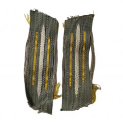 Collar insignia (Litzen), cavalry, Bevo