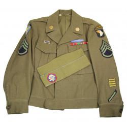 Grouping, S/Sgt. Arden Carpenter, 502nd PIR, 101st AB Div.
