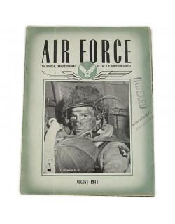 Magazine, Air Force, August 1944