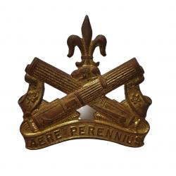 copy of Badge, Cap, Royal Canadian Ordnance Corps