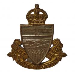 Cap Badge, Les Voltigeurs de Québec