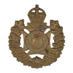 copy of Badge, Cap, Le Régiment de la Chaudière