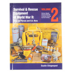 Book, Survival & Rescue Equipment of WWII - Army Air Forces and U.S. Navy, Vol.2