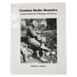 Book, Combat Medic Memoirs