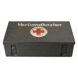 Kit, First Aid, Verbandkasten