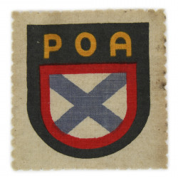 Sleeve insignia, Russian Volunteer Army POA