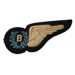 copy of Badge, Air Gunner, Royal Canadian Air Force, RCAF